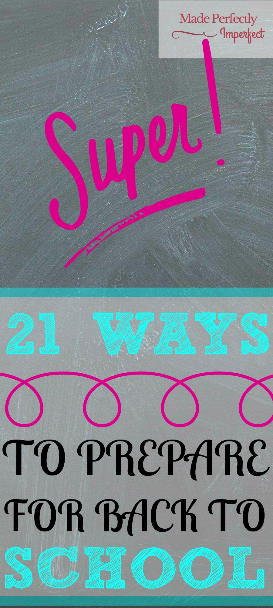 21 WAY'S TO PREPARE FOR BACK TO SCHOOL, Why wait until last minute, check out this list to get you all prepared for the big day!