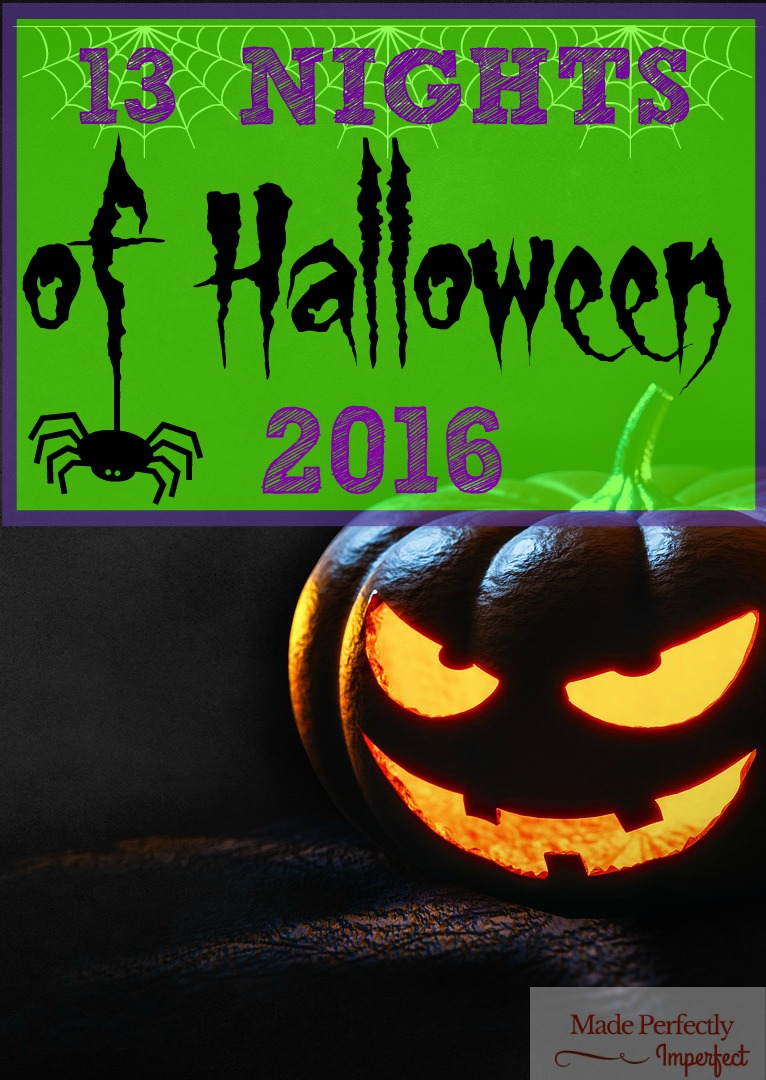 13 Nights Of Halloween 2016 Get your spooktacular list of family movies here! We love these movies! Our family tradition, hot cocoa, warm fire, and the Sanderson sisters!!!
